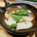 清寿司 - 土瓶蒸し