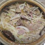 東京ホルモン - ホルモン鍋