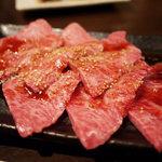 焼肉革命 牛将 - 【黒毛和牛特選カルビ】¥980