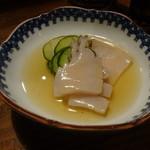 賀楽太 - あわび酢