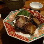 賀楽太 - トコブシ煮
