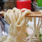 昆鰹和味庵 優味ん - プリプリ麺ちゃんアップ。