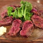 QWAN - 牛肉のタリアータ