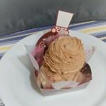 ケーキ工房モンクール - 料理写真:カスターニャ400円