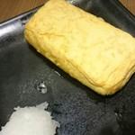 旨唐揚げと居酒メシ ミライザカ - 出汁巻き卵