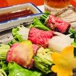 sukiyakikappouhiyama - ローストビーフ