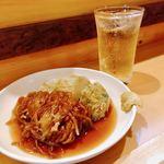 博多のおでん - 料理写真:しらたき&白菜しゃんとシュワシュワたい♪