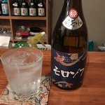 モロゾフ - 芋焼酎ボトルで