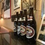 ロビンフッド - 歴代のキリンラガービールの瓶コレクション、ラベルの保存状態も最高です(2018.9.30)