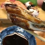 ごんた寿し - 焼き穴子(2018.9.30)