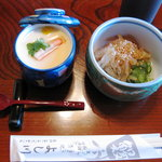 Yoshikawa - 突出し/茶わん蒸し