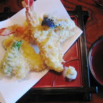 Yoshikawa - 天ぷら盛り合わせ