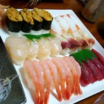 寿司のまつくら - 2017/9  握り