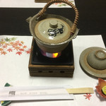 93643200 - 松茸土瓶蒸し