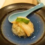 93643856 - ズワイガニ蒸し寿司