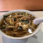 たむら食堂 - 料理写真:ネギラーメン