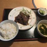 93647598 - 焼肉定食