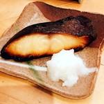 寿しの いく味 - 銀ダラ西京焼
