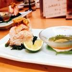 寿しの いく味 - 毛蟹新鮮でみずみずしい!美味しかった~♡