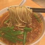 味仙  - 麺リフト