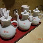 鼓々里 - 料理写真:テーブルセット