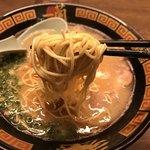 一蘭 - 極細麺