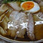 魚介ラーメン武蔵 - 魚介チャーシュー麺 2