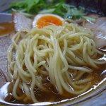 魚介ラーメン武蔵 - 魚介チャーシュー麺 3