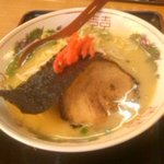 たかはし - 料理写真:九州ラーメン