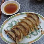 中華料理 旭 - 餃子