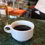 バル マルシェ コダマ - ホットコーヒー