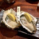 牡蠣貝鮮かいり - 生牡蠣