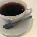 カフェナンバースリー ベジタブルパンケーキ - ドリンク写真: