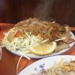 光栄軒 - 肉炒め