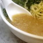 らーめん勝 - スープ