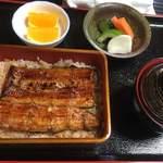 うなぎ 松村 - 料理写真:
