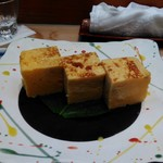 呉竹鮨 - 玉子つまみ