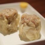 中国菜 膳楽房 - シンプル肉 シュウマイ(2コ)@300円