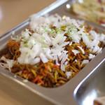カフェと印度家庭料理 レカ - マトンビリャ二