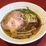 麺屋 誠 - にんにく塩そば(税込770円)