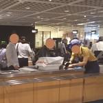 IKEAレストラン - レジ