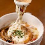 イタリア風オニオングラタンスープ