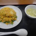 横浜大唐 - 料理写真:キムチ炒飯