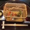 割烹 三笠 - 料理写真:秋を感じる演出♬
