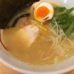 サルタヒコ - 鶏そば(初回)