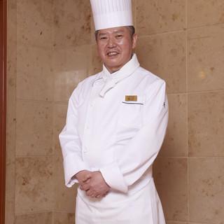 Chef:松前圭吾(KeigoMatsumae)