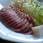 9366006 - 丁寧に筋を取り除いたラム肉、