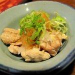 贔屓屋 - 鶏ポン酢