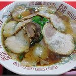 みかんのいえ - チャーシューワンタン麺