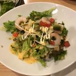 オルトラーナ - 海老とアボガドのサラダ